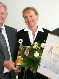 Marion Schneider Unternehmerin 2006